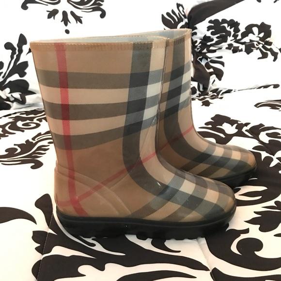 Burberry Shoes | Burberry Rain Boots